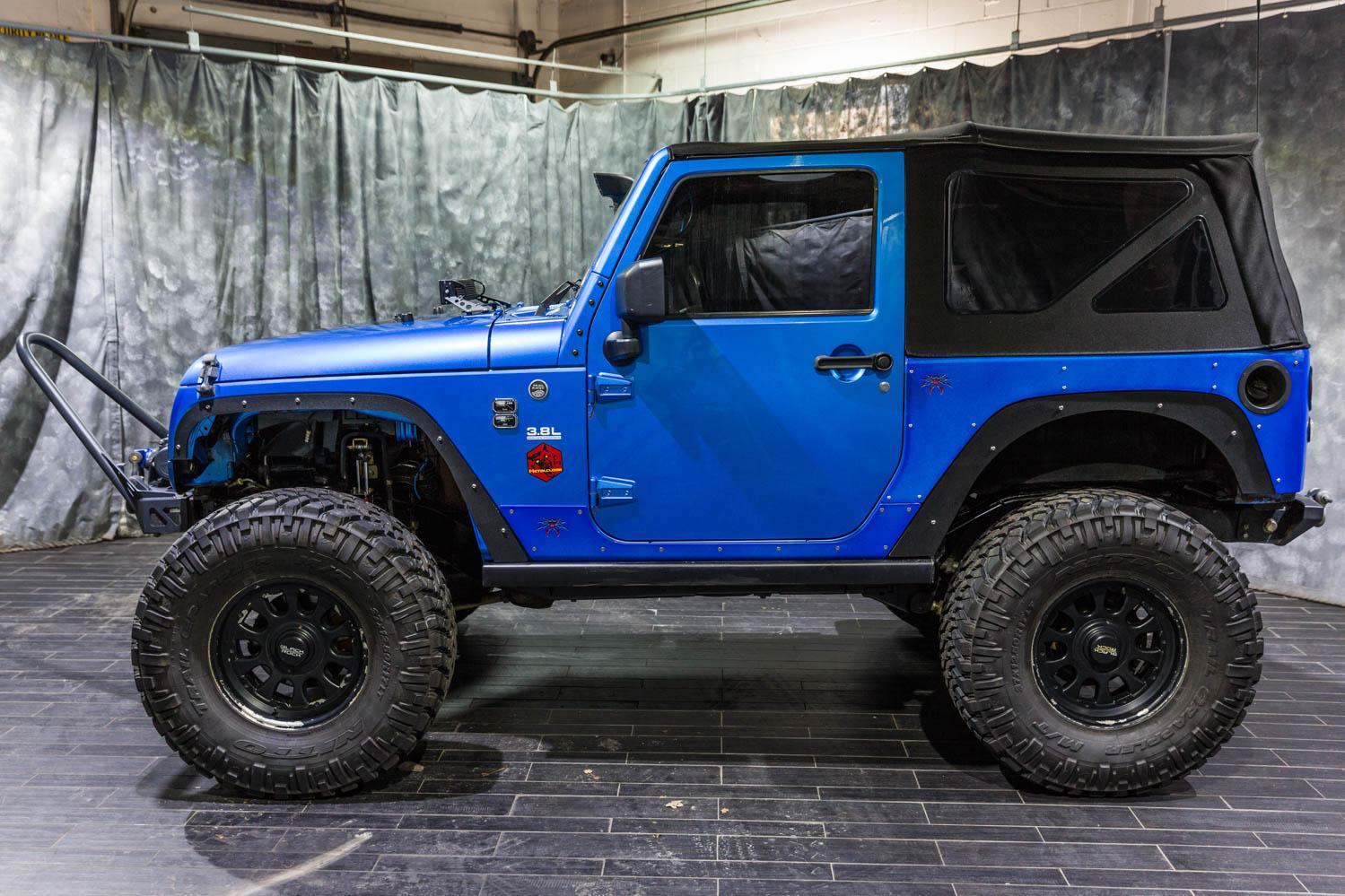 Illinois 2010 jeep wrangler 2 door sport on 37 39 s lots of mods jeep wrangler forum